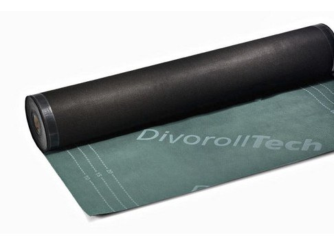 Breathable under roof fabric DIVOROLL TECH 2S by MONIER