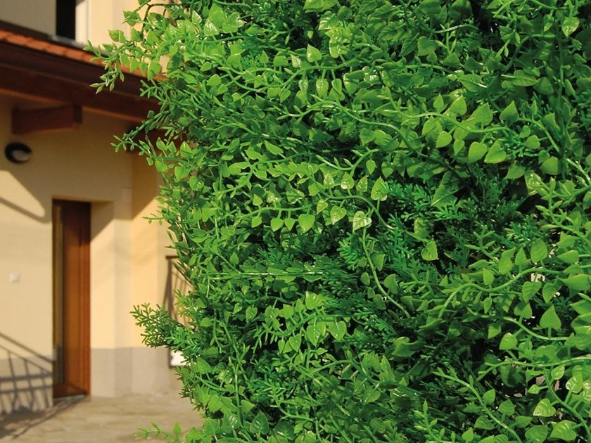 Artificial hedge DIVY 3D PANEL FERN by TENAX