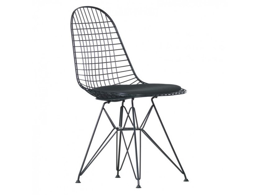 Steel chair DKR-5 by Vitra
