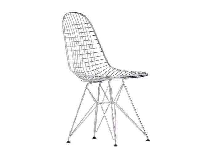 Steel chair DKR by Vitra