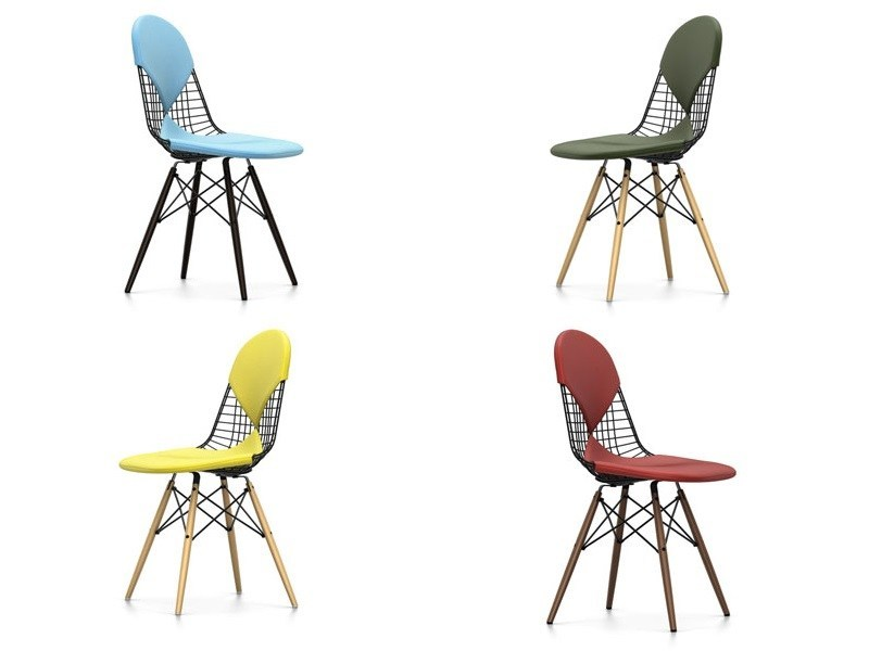 Steel chair DKW-2 by Vitra