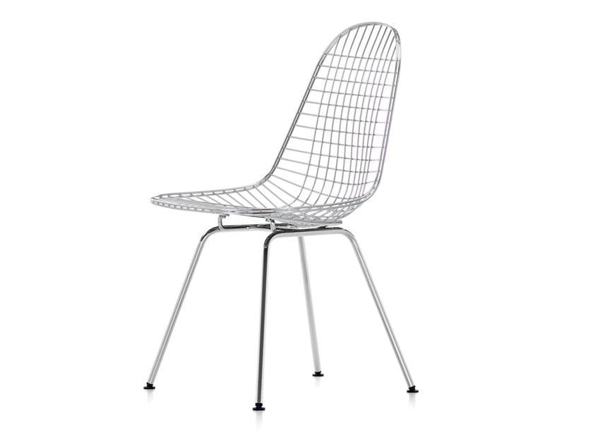 Steel chair DKX by Vitra