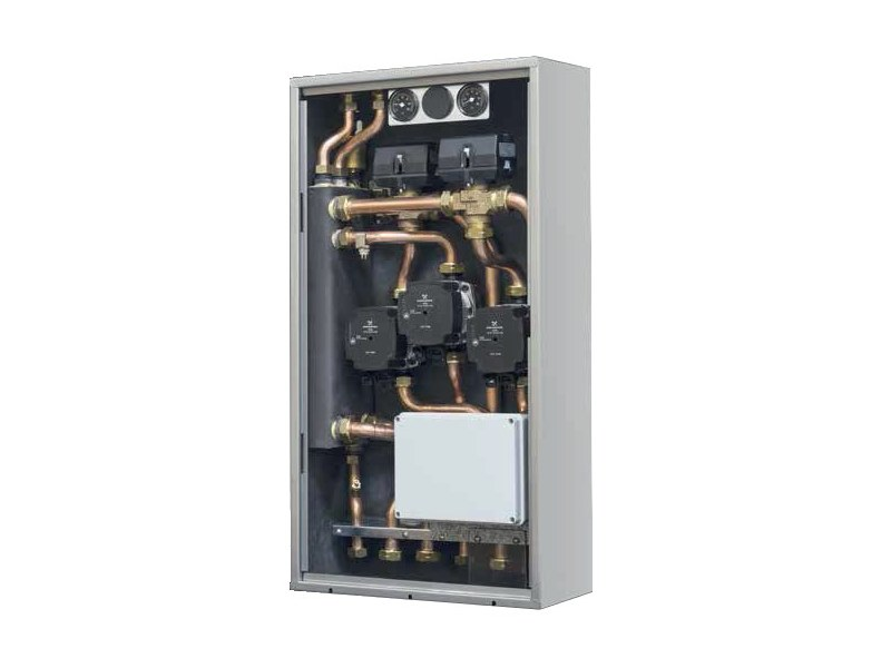 Zone module and collector DMT A - DMC A - DMC A 2 VMIX by THERMITAL