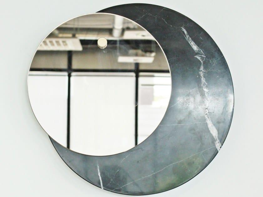 Specchio Tondo Da Parete.Specchio Rotondo Da Parete Do It By Per Use Design Joana Marcelino