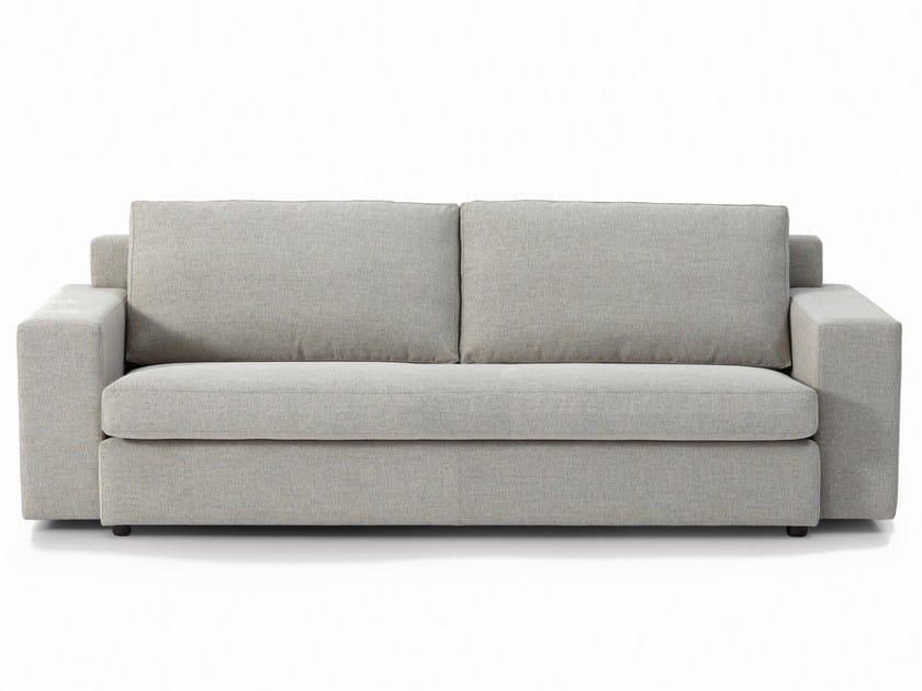Fabric sofa bed DOBLO | Sofa by Sancal