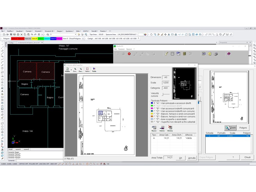 CAD technical design DOCFA by GEC Software