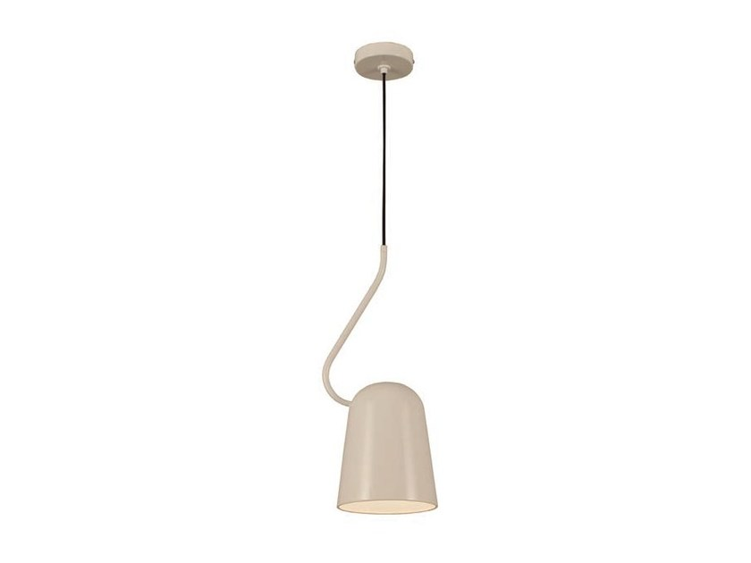 Swivel metal pendant lamp DODO | Swivel pendant lamp by Aromas del Campo