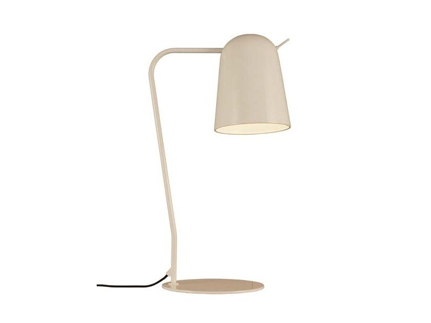Direct light adjustable metal table lamp DODO | Table lamp by Aromas del Campo