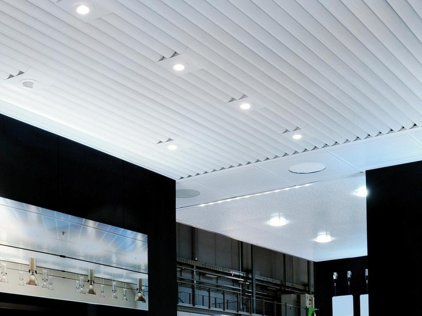 Ceiling tiles DOGHE STV by atena