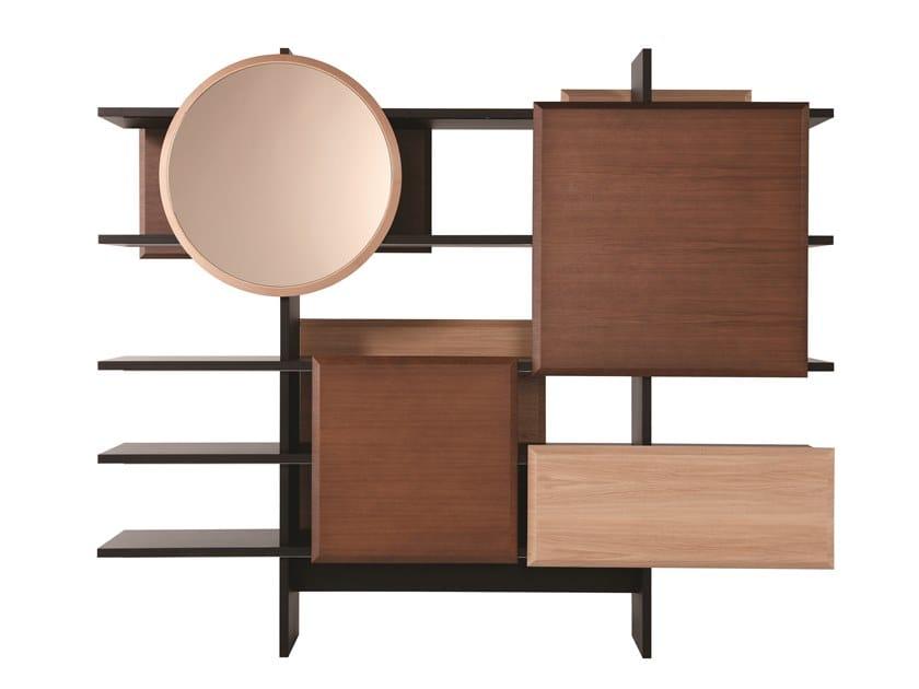 Credenza Con Rete : Librerie zona giorno e mobili contenitori archiproducts