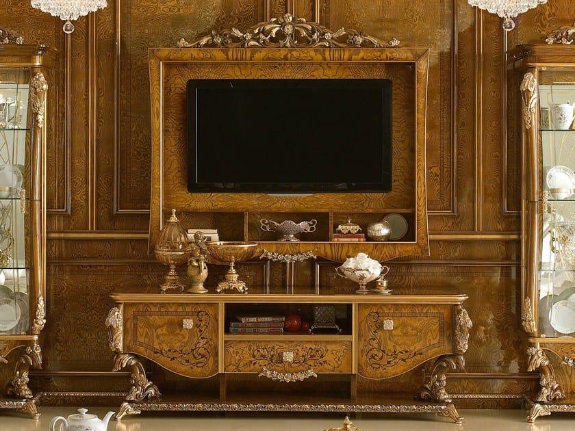 TV cabinet DOLCEVITA | TV cabinet by A.R. Arredamenti