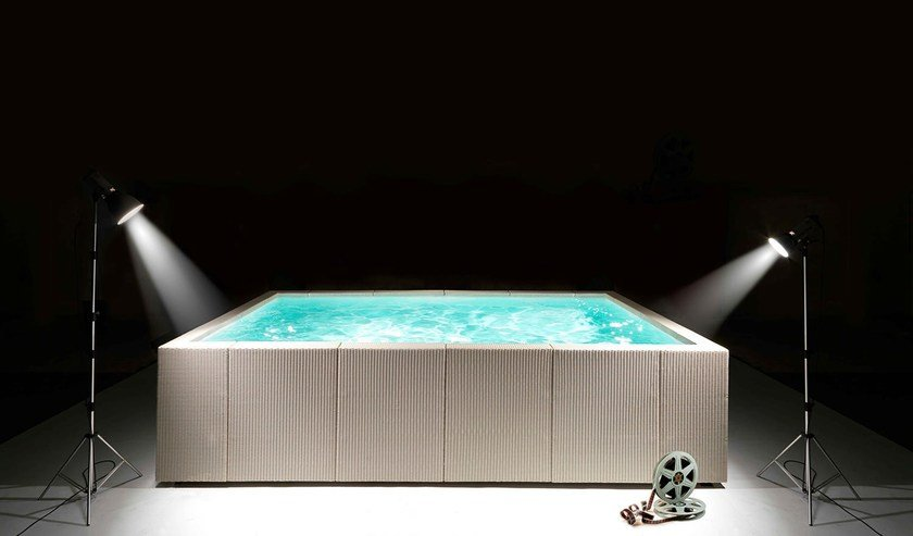 Piscine hors sol dolcevita by piscine laghetto - Piscine intex usate ...
