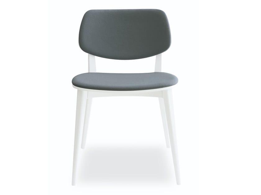 Beech chair DOLL 552 by Billiani