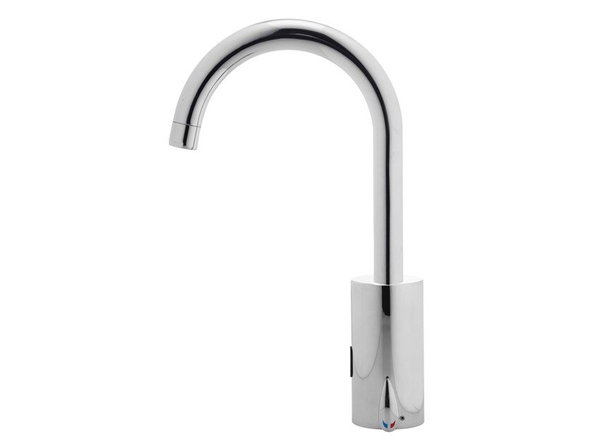 Infrared Electronic Tap for public WC DOLPHIN 1000 F by Stern