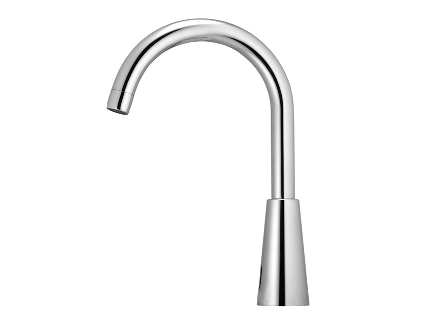 Infrared Electronic Tap for public WC DOLPHIN F by Stern