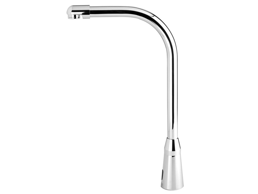 Infrared Electronic Tap for public WC DOLPHIN G by Stern