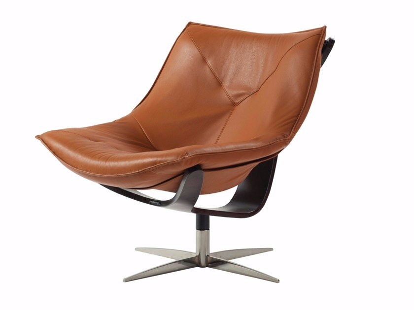 Enjoyable Swivel Armchair With 4 Spoke Base Dolphin By Roche Cjindustries Chair Design For Home Cjindustriesco
