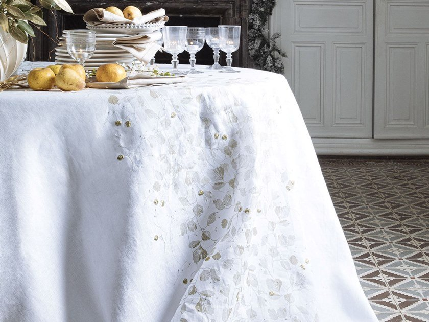 Tovaglia in lino DOMANIALE by Alexandre Turpault
