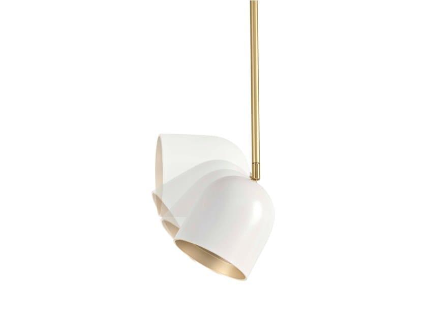 LED steel pendant lamp DOME | Pendant lamp by Marchetti