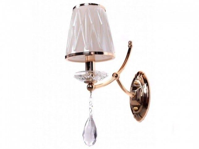 Applique a luce indiretta in metallo DOMINNI   Applique by Arrediorg.it®