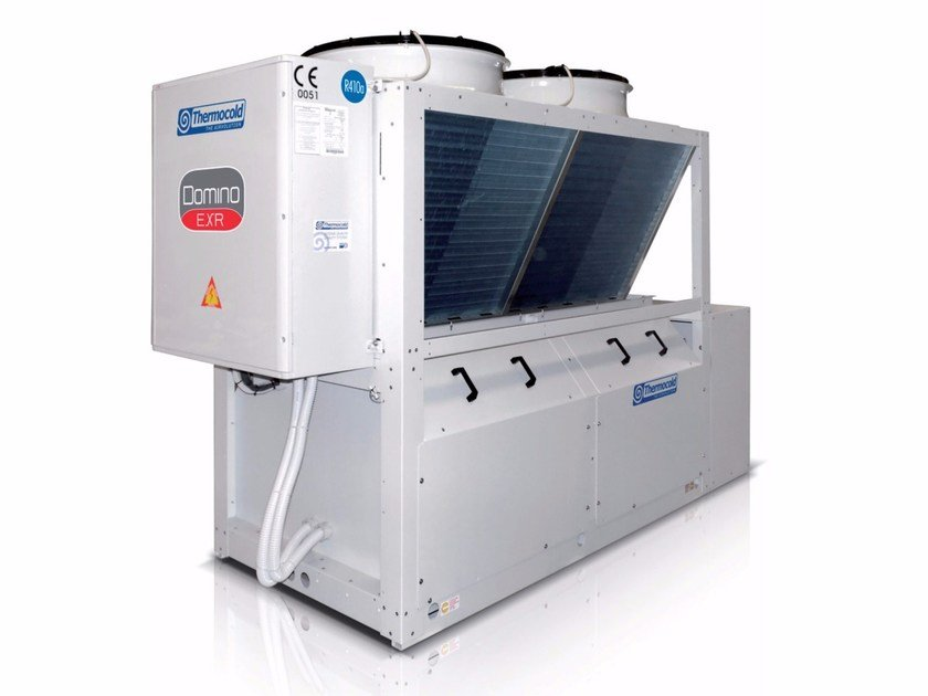 Air to water Heat pump DOMINO EXR by Thermocold