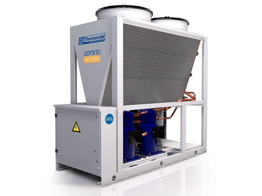 Air/water heat pumps DOMINO HP XEA by Thermocold