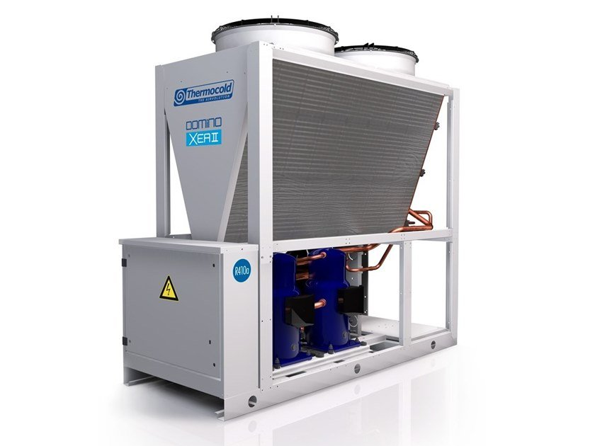 Air/Water refrigeration unit DOMINO XEA II by Thermocold