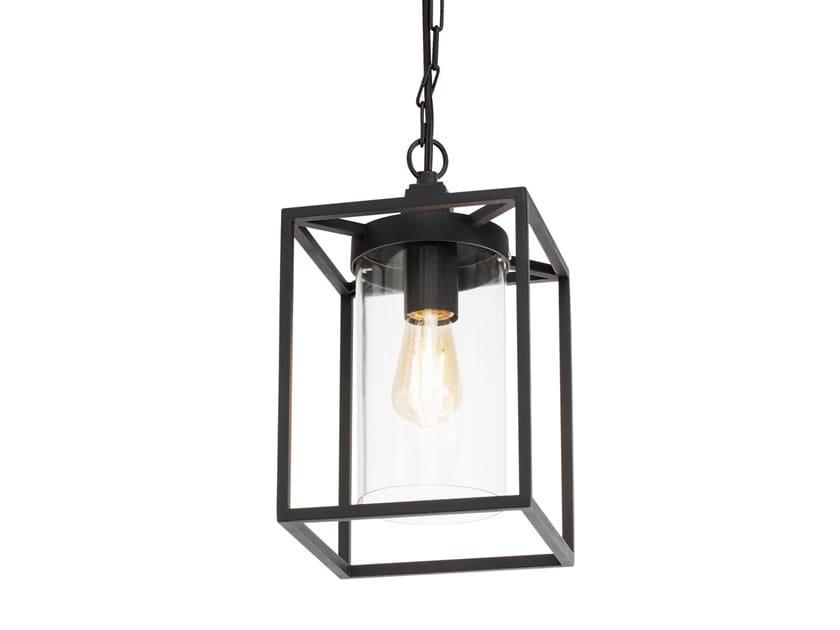 Lampada a sospensione per esterno in alluminio pressofuso DOMUS | Lampada a sospensione per esterno by SOVIL