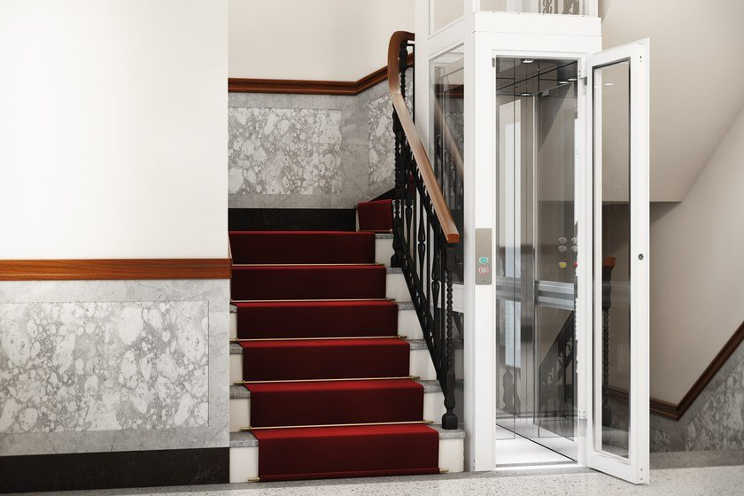 DOMUSLIFT XS EXTRASMALL House lift By IGV GROUP