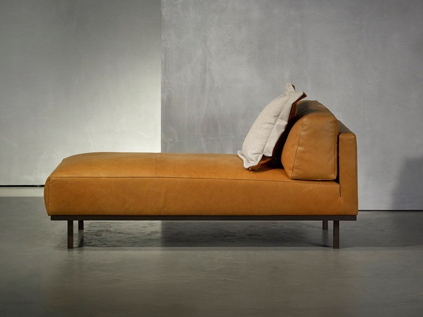 Day bed with fire retardant padding DON LIVING | Day bed by Piet Boon