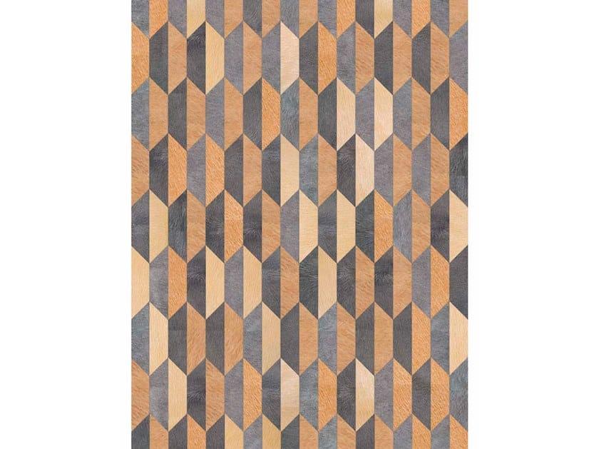 Cowhide rug DON by Miyabi casa