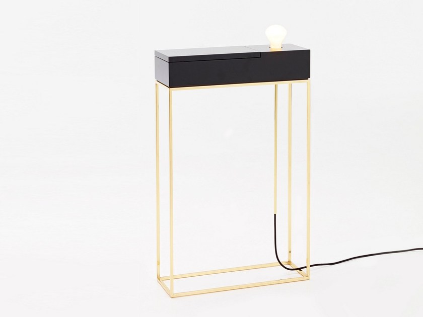 Floor lamp / hallway unit DON'T FORGET ME by PER-USE