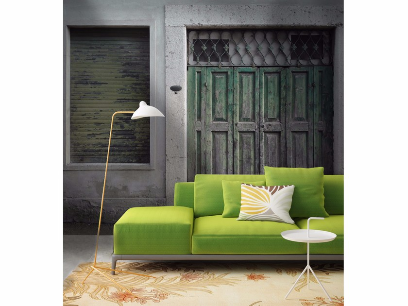 Adhesive washable wallpaper DOORWAY by Wall LCA