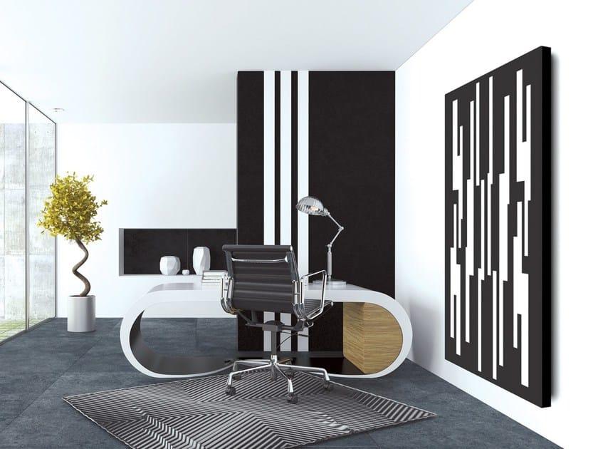 Aluminium radiator / decorative radiator TERMOARREDO DOPPIA PIASTRA by Termoarredo Design