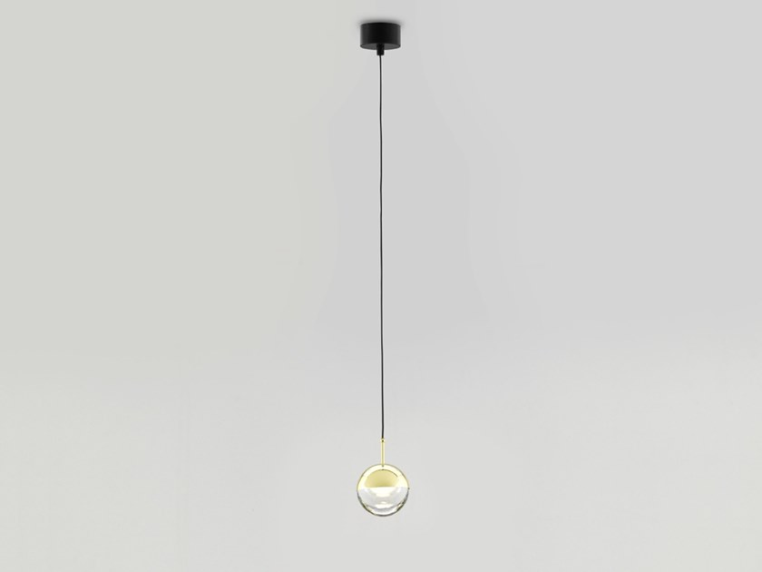 LED glass pendant lamp DORA | Pendant lamp by Aromas del Campo