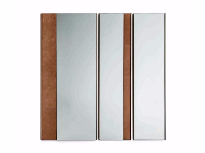 Rectangular wall-mounted mirror DORIAN by Arketipo