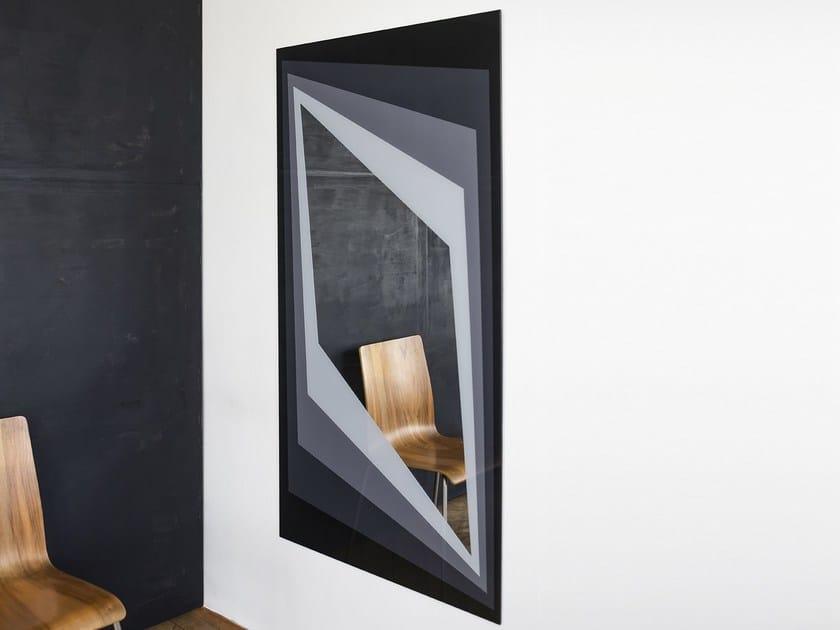DORIAN GREY | Specchio da parete By Formagenda