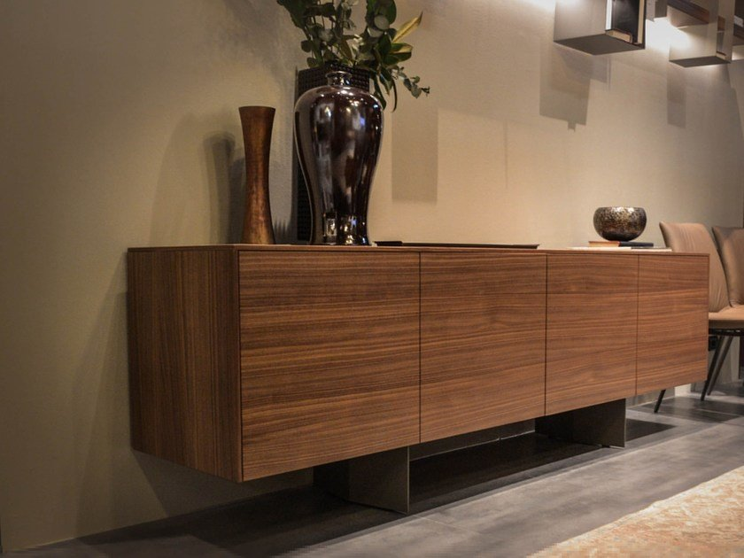 Wooden sideboard DORIDE by Ronda Design