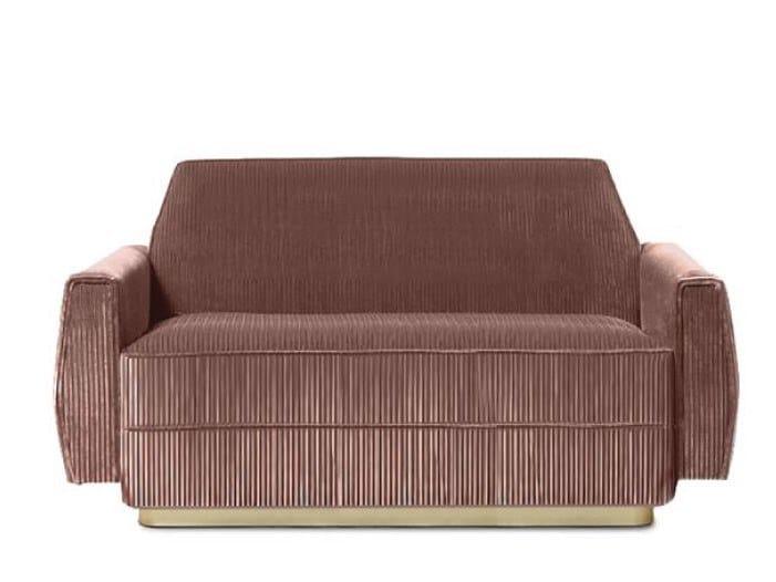 Fabric sofa DORIS | Sofa by Delightfull