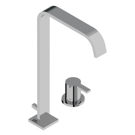 Countertop washbasin mixer with automatic pop-up waste DOROTEA | Washbasin tap with automatic pop-up waste by Signorini