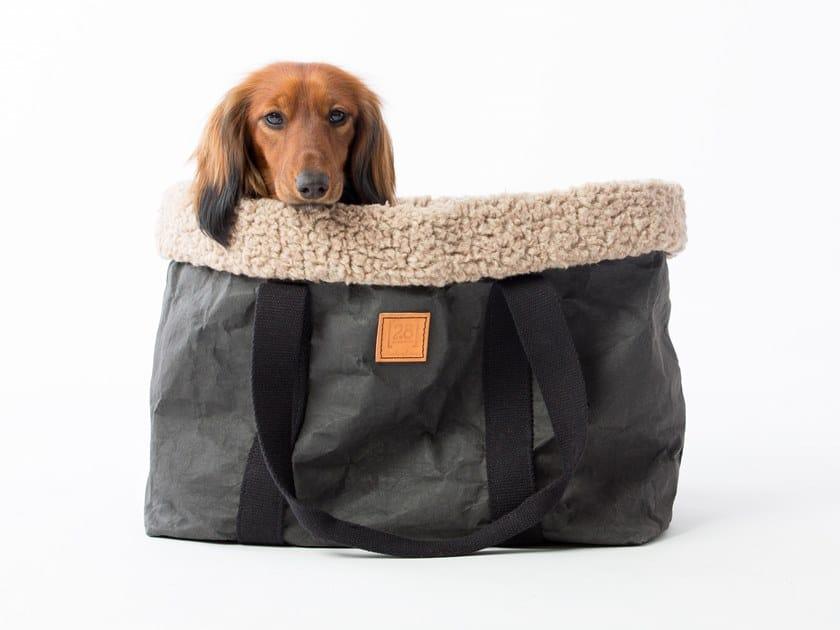 Cellulose fibre city dogs bag DOROTHEA by 2.8 duepuntoOtto