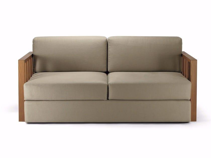 Fabric sofa DORSODURO | Sofa by Varaschin
