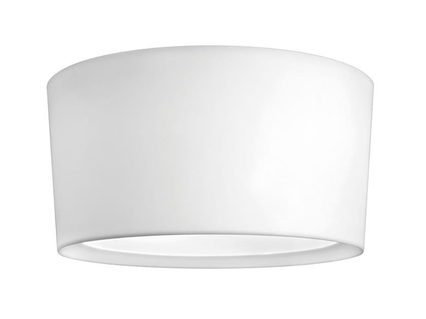 Lampada da soffitto a LED in polietilene DOT | Lampada da soffitto by Estiluz