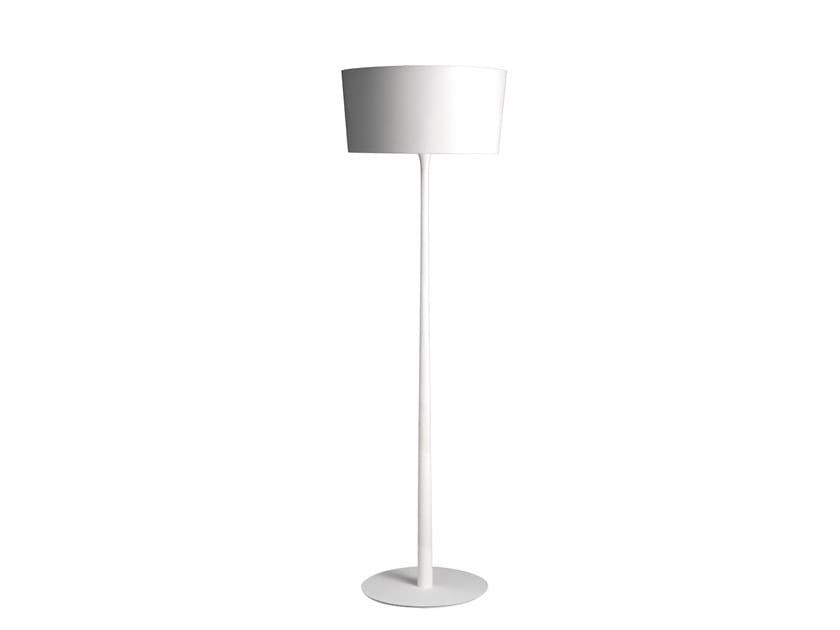 Lampada da terra per esterno in polietilene DOT | Lampada da terra per esterno by Estiluz