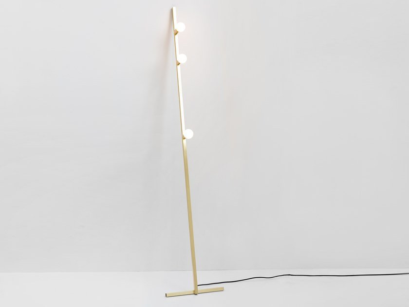 LED direct light floor lamp DOT LINE | Floor lamp by Lambert & Fils