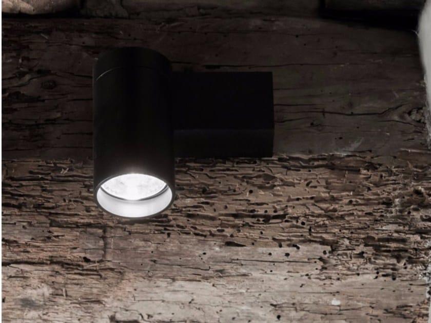 LED wall-mounted spotlight DOT P by DAVIDE GROPPI