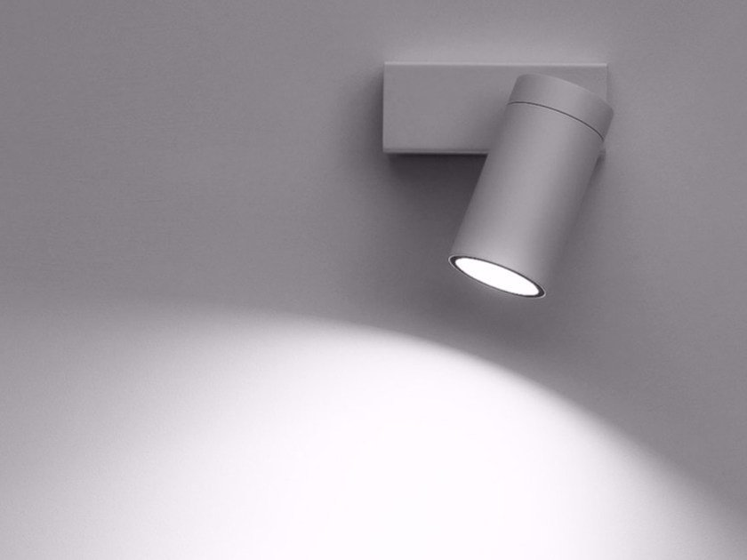 Faretto a LED da parete DOT P by DAVIDE GROPPI