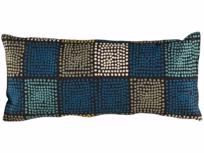 Dotted rectangular cushion DOTS | Rectangular cushion by Toulemonde Bochart