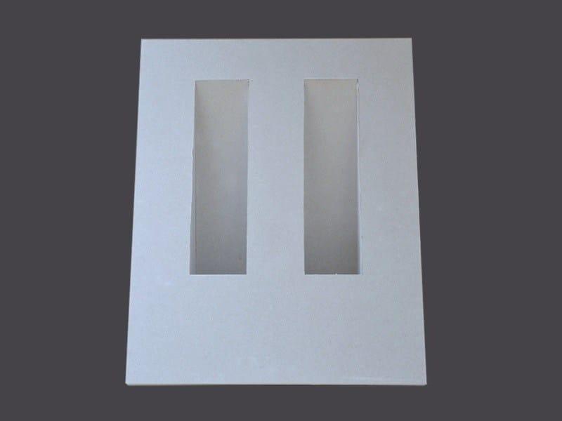 Plafoniere Da Incasso : Plafoniere da parete in cartongesso incasso doppie