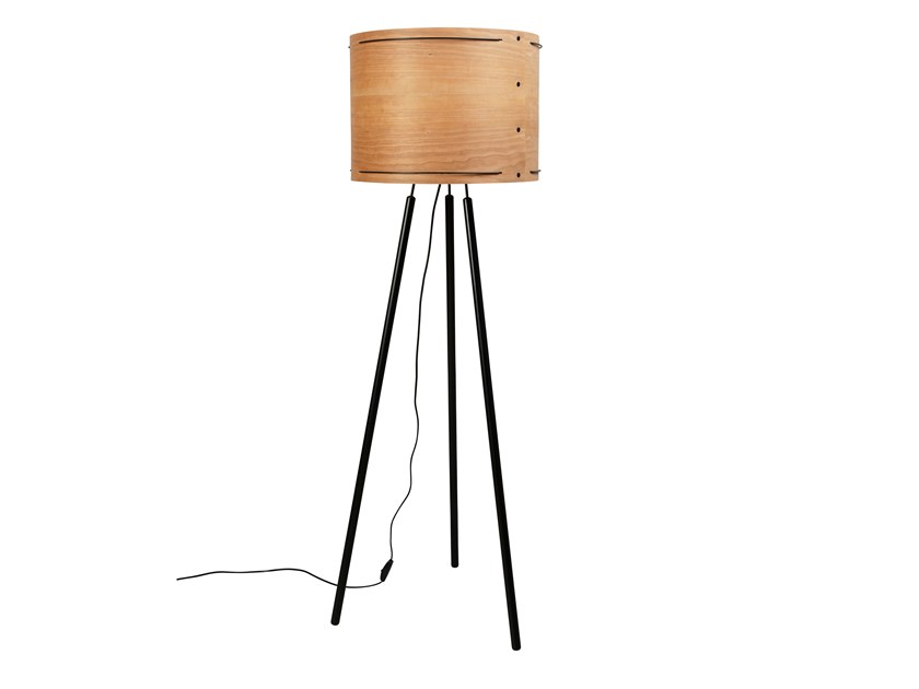 Double wire floor lamp by forestier design arik levy wooden floor lamp double wire floor lamp by forestier greentooth Image collections